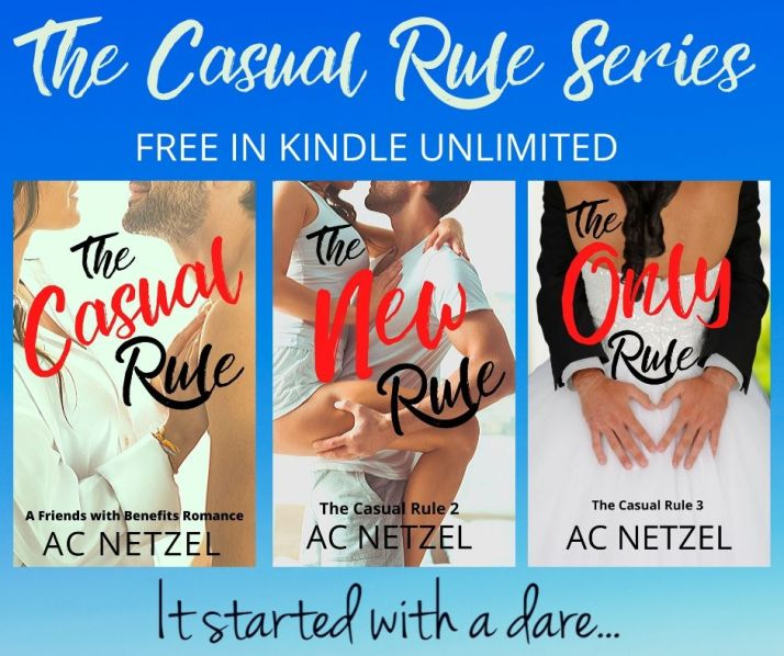FACEBOOK AD The Casual Rule Series